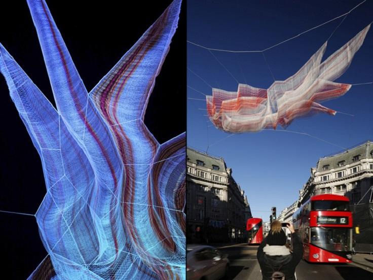 Light Installation by Janet Echelman at Lumiere London 2016 6 lumiere london Light Installation by Janet Echelman at Lumiere London 2016 Light Installation by Janet Echelman at Lumiere London 2016 6