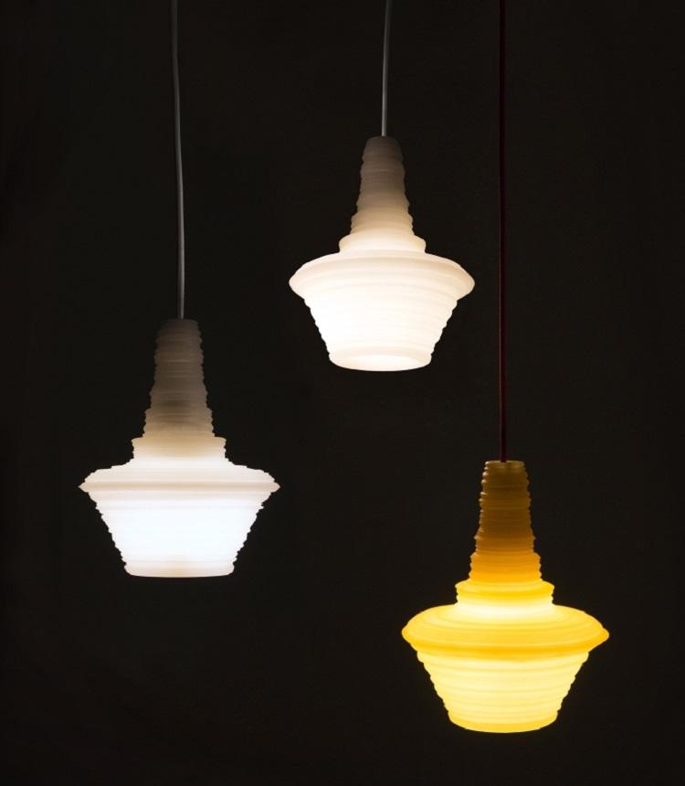 Stupa  stupa Stupa White pendant lights launched at Maison & Objet Stupa White pendant lights launched at Maison Objet 4