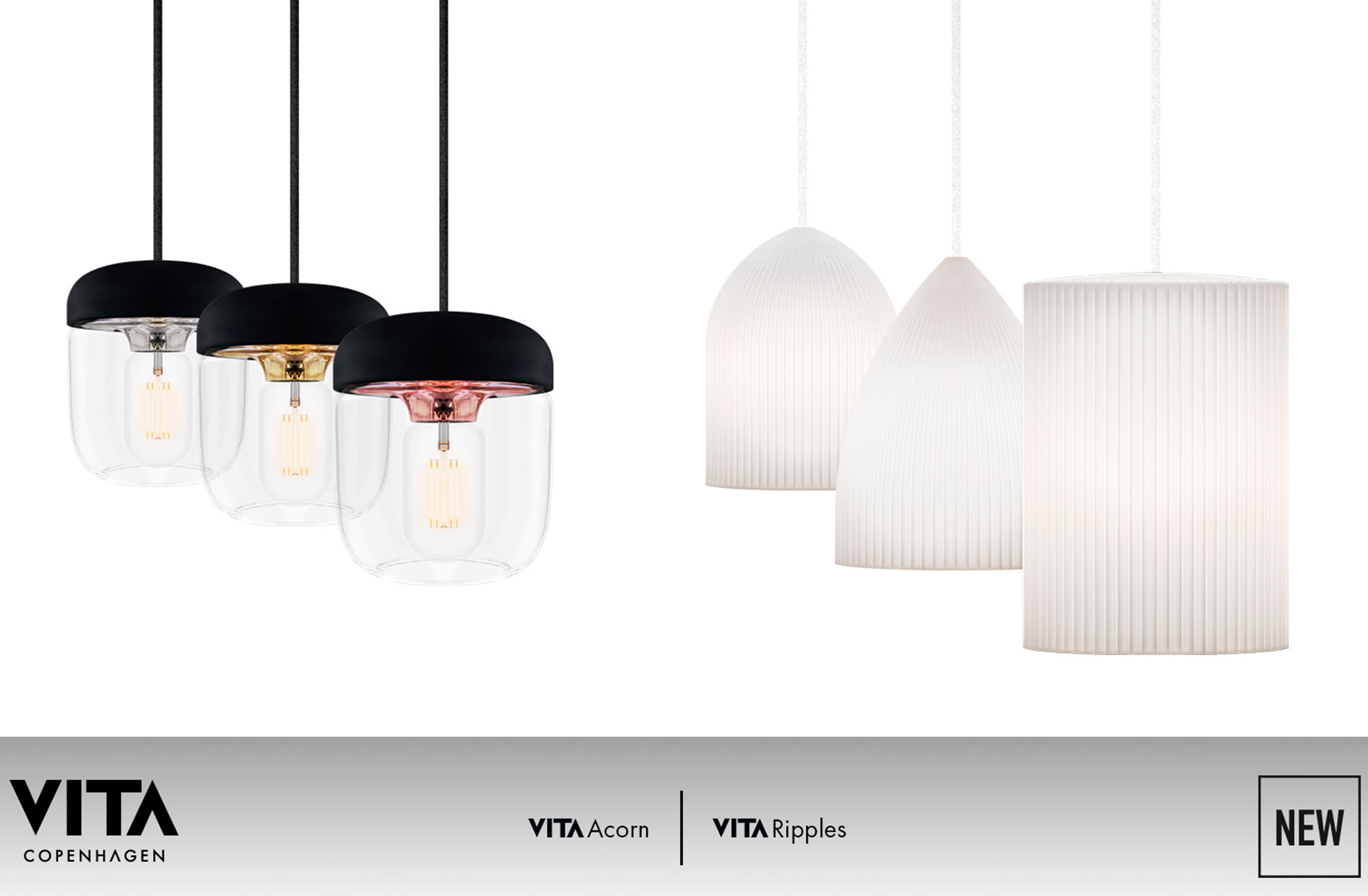 vita copenhagen design lighting maison et objet Highlights Maison et Objet: VITA Novelties vita copenhagen design lighting