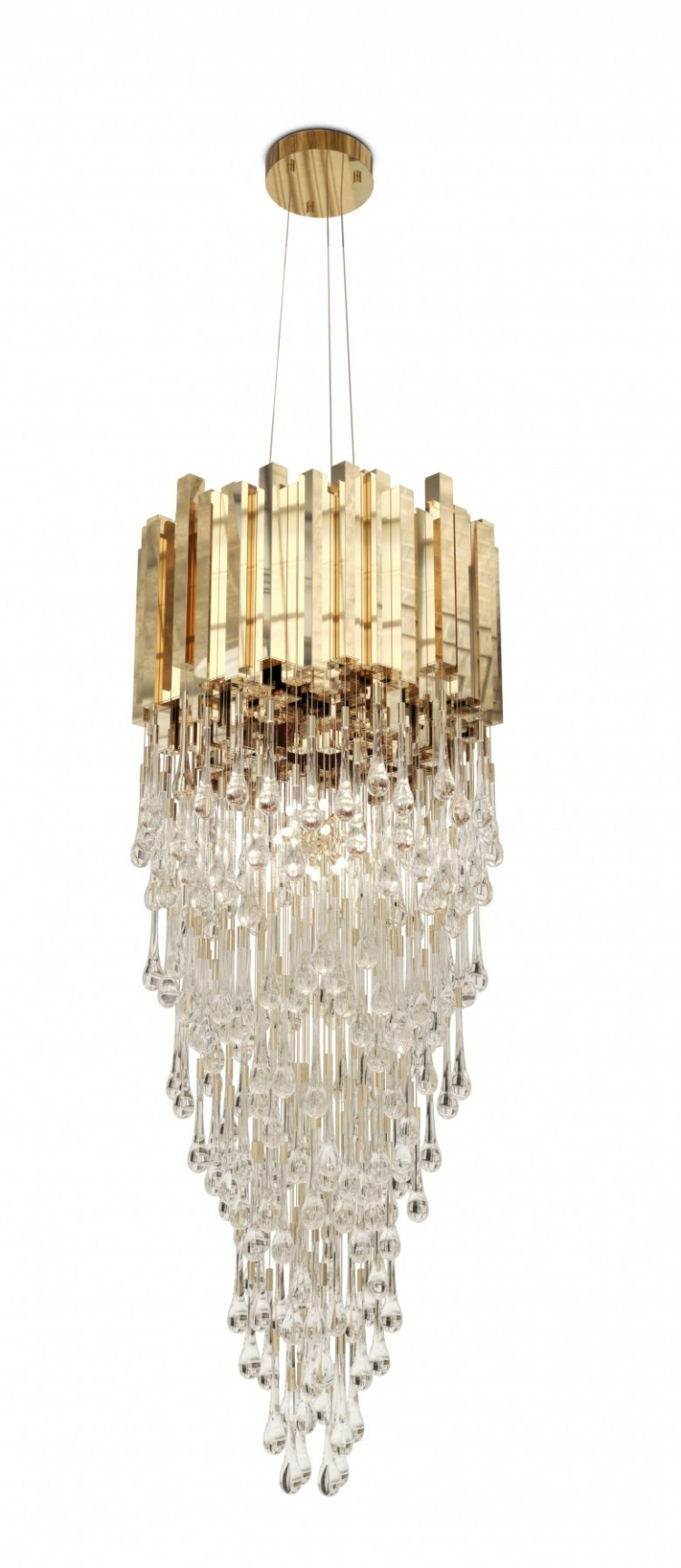 Trump Chandelier dining room Where to buy Dining Room Lighting Trump Chandelier e1456159011727