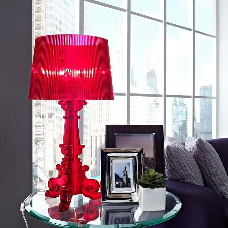 table lamps by kartell Kartell Top 5 Table Lamps by Kartell Store table lamps by kartell