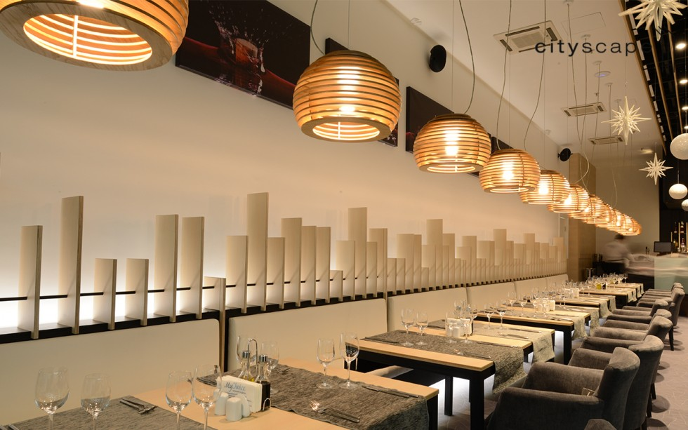 Find Honey Lamp by Cityscape Architects restaurant Honey Lamp Find Honey Lamp by Cityscape Architects Find Honey Lamp by Cityscape Architects restaurant e1458553494510