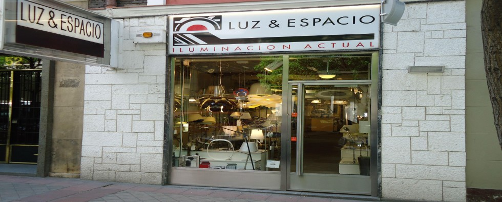 The best lighting design stores in Madrid luz espacio Madrid The best lighting design stores in Madrid The best lighting design stores in Madrid luz espacio e1458205627140