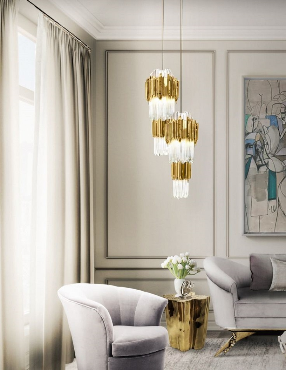 Luxury Lighting Luxury Lighting luxury lighting Luxury Lighting: How to Add Glamour to Your Home Empire Wall 1