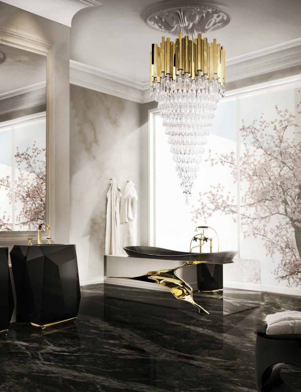 trump-chandeleir.901 bathroom Light up your bathroom with the best lighting designs trump chandeleir